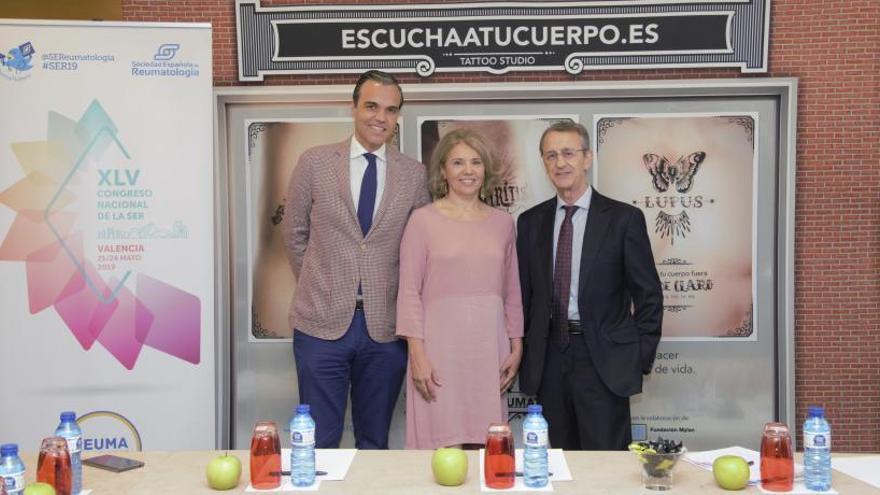 Más de un millón de personas padecen reuma en la Comunitat Valenciana