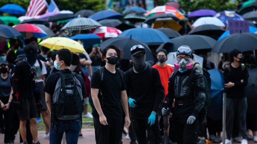 El Gobierno de Hong Kong retira la polémica ley de extradición