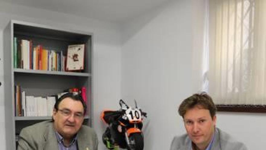 La Diputació colaborará en la organización del Europeo que se celebrará en Gandia