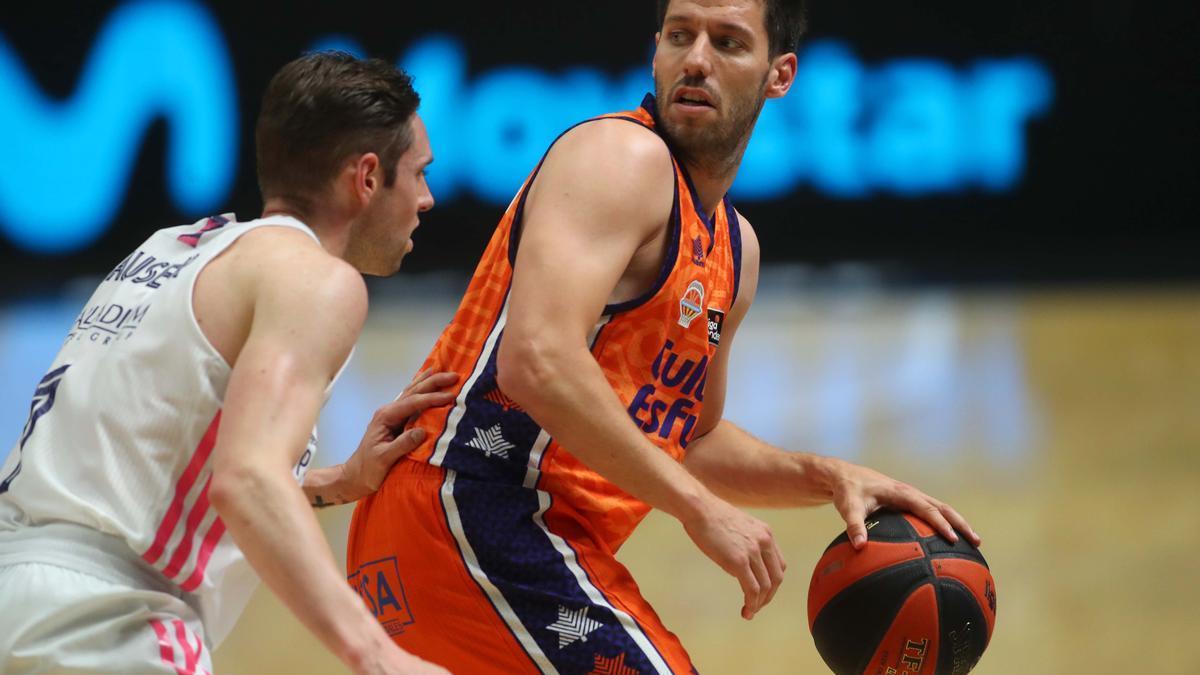 Valencia Basket- Real Madrid