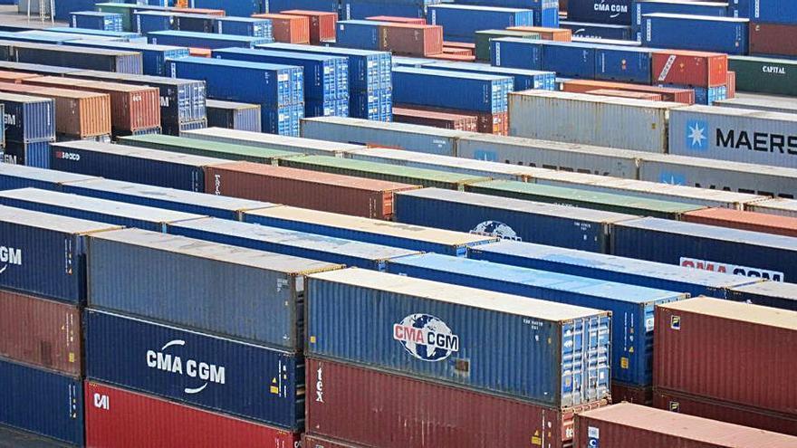 Els preus de les exportacions a l'Estat augmenten el 10,4% al juliol
