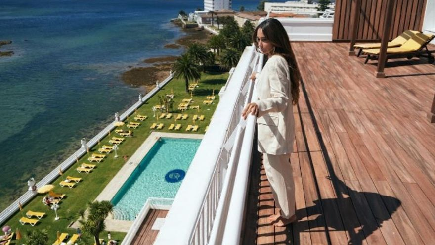Hotusa recurre al espíritu de A Toxa como respaldo al sector turístico mundial