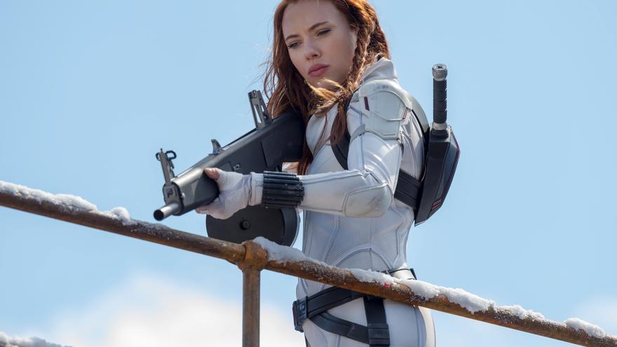 Scarlett Johansson y Santiago Segura se lanzan a la conquista de la taquilla