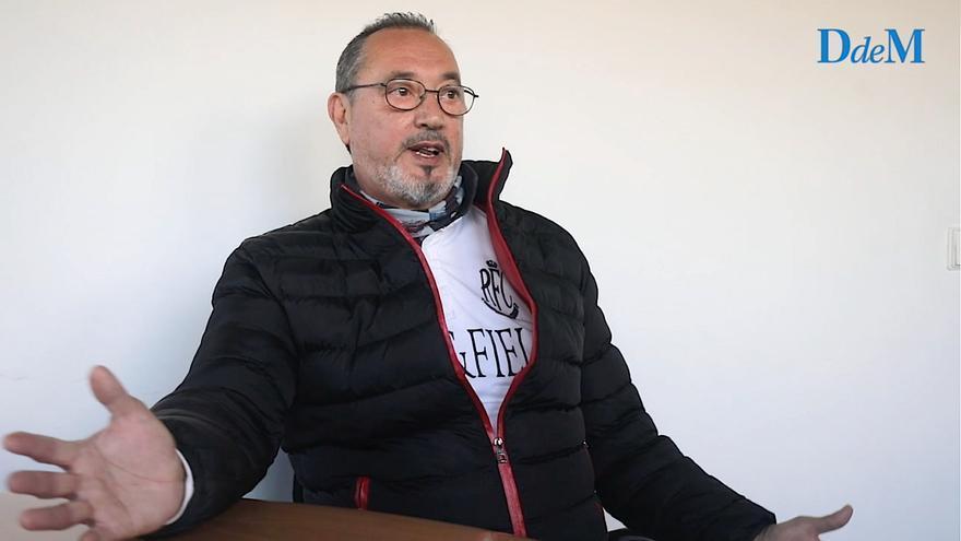 """Antonio López Blanco: """"A los chicos a los que les gusta correr habría que enseñarles las consecuencias de un accidente"""""""