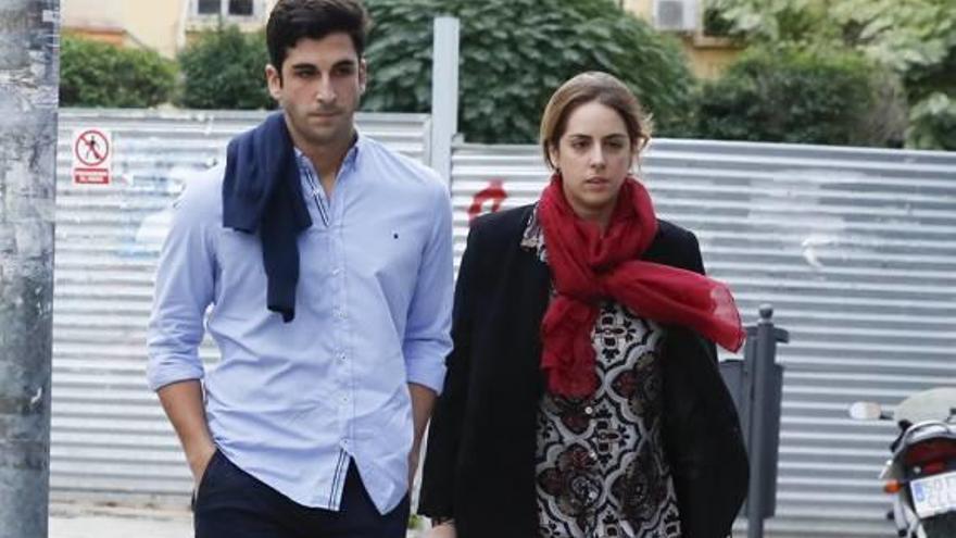 Un testigo avala la versión del único acusado de matar a la viuda de Vicente Sala