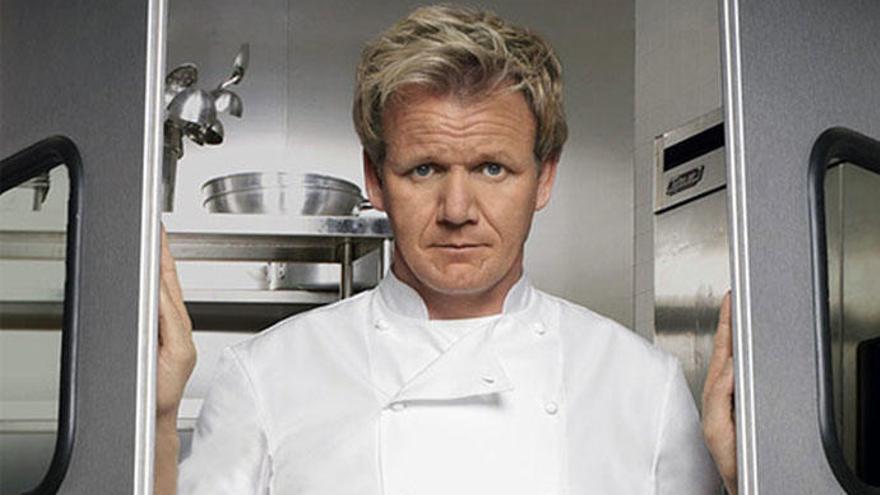 """El chef Gordon Ramsay, sobre sus hijos: """"Que se vayan a joder otro cocinero"""""""