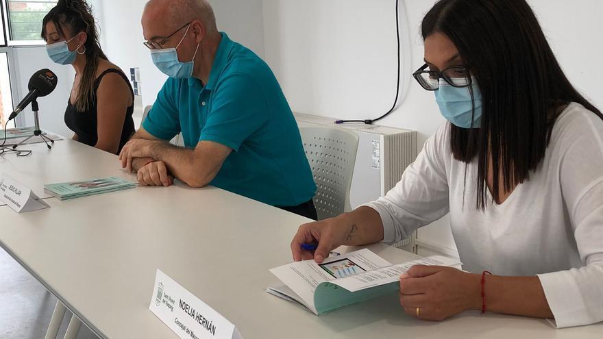 San Vicente presenta una guía para orientar la nutrición de los mayores según sus patologías