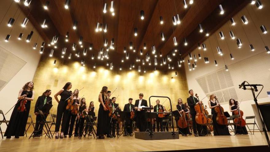 La Orquesta Filarmónica y la Coral de la UA se unen al Proyecto Europeo MEETS
