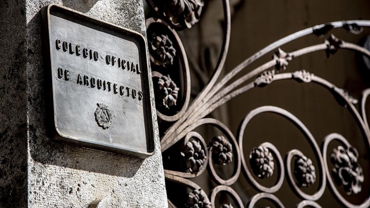 Sede del Colegio Oficial de Arquitectos de Córdoba.