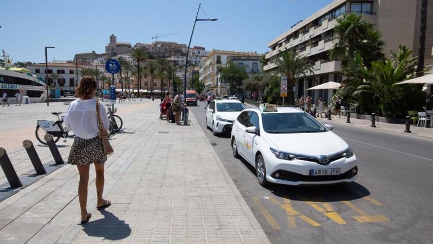 Los taxis estacionales se prorrogan hasta el 30 de septiembre