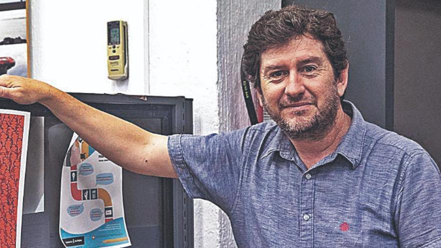 """Alberto Jarabo: """"Debemos convertir Sant Sebastià en una fiesta más internacional"""""""
