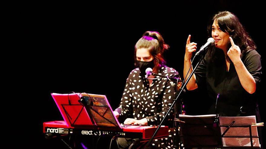 Silvia Penide y la música que abraza