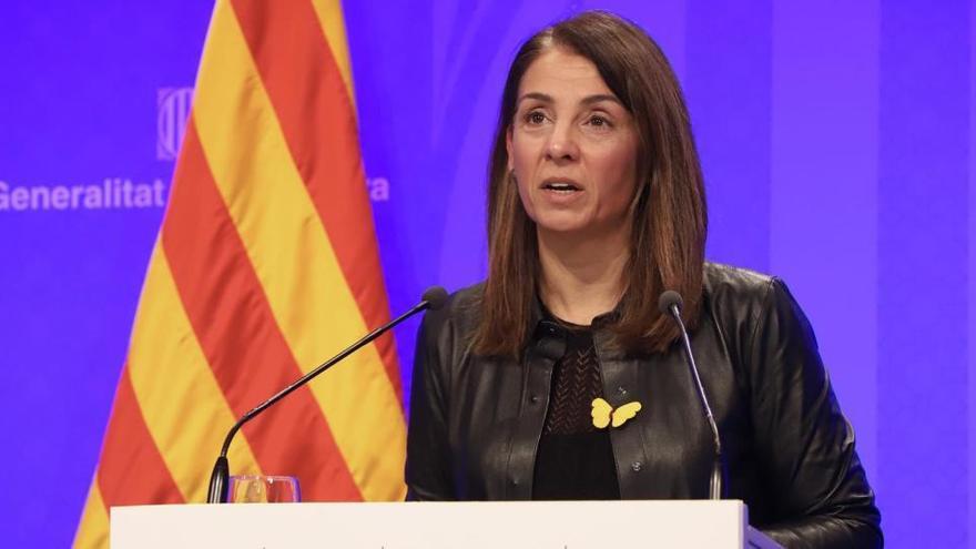 """El Gobierno catalán tomará la decisión """"definitiva"""" sobre el 14F el viernes"""