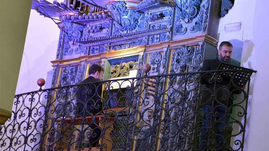 El organista de la capilla de Montserrat de Sevilla abrirá el ciclo de conciertos de órgano de Cabra