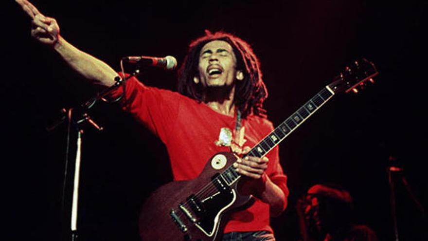 36 años sin Bob Marley
