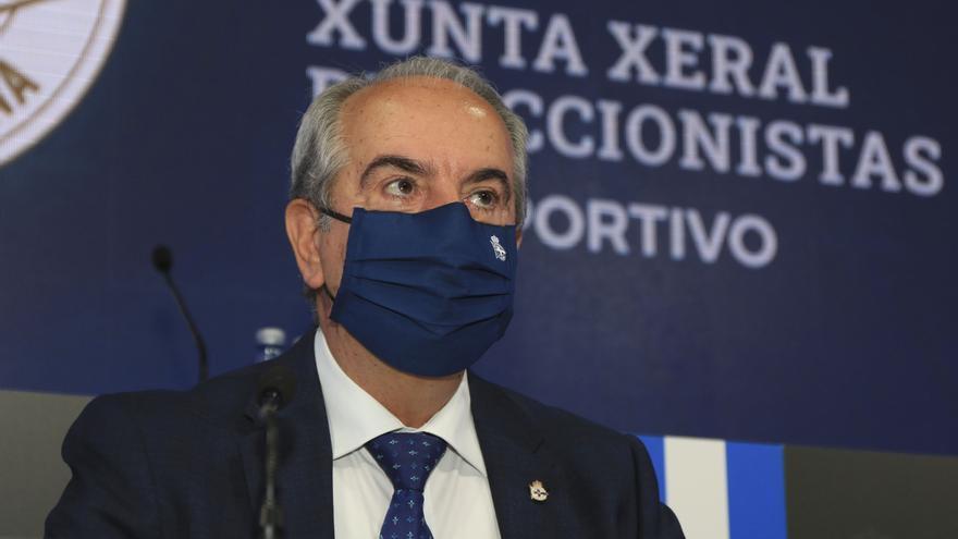La junta aprueba una remuneración de 252.000 euros para el consejo del Deportivo