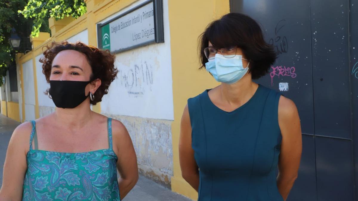 Adelante Andalucía denuncia que no se ha ampliado la plantilla de docentes y monitores