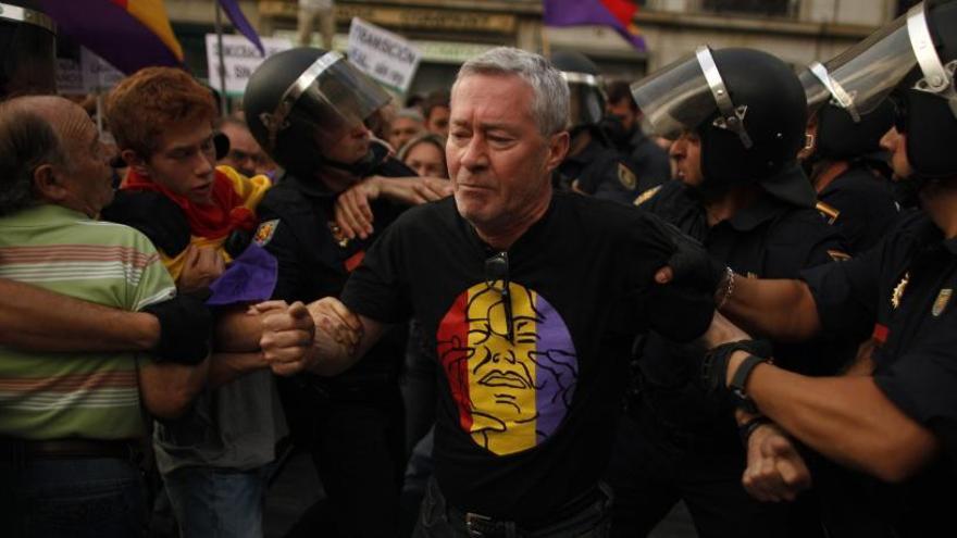 Jorge Verstrynge, absuelto de agredir a un policía en 2014