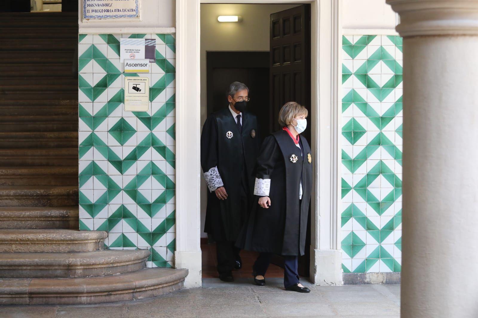 Asunción Losada ya es la fiscal superior de Aragón