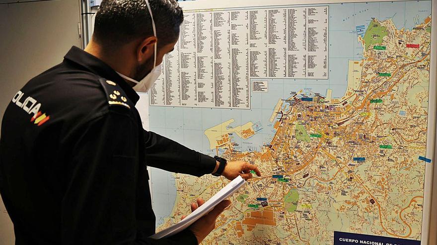 Fuga voluntaria, la causa principal de las desapariciones de menores en Vigo