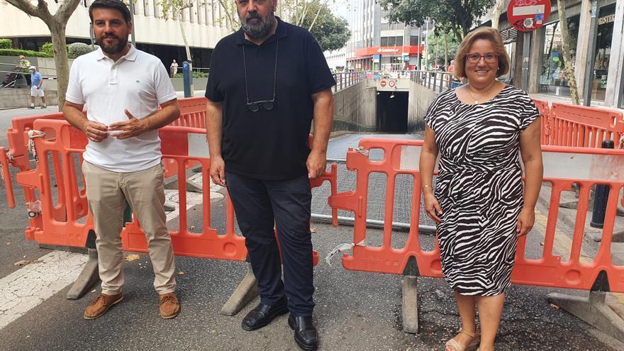 El PP de Palma exige la paralización del cierre al tráfico de Nuredduna