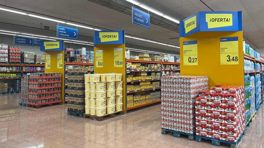 Cash & Carry Dialsur mejora sus instalaciones de Alicante