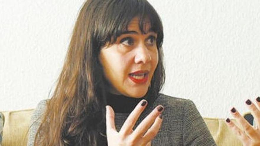 "Luciana Cadahia: ""Hay fuerzas neoliberales  que quieren un feminismo de élite como barniz 'progresista'"""