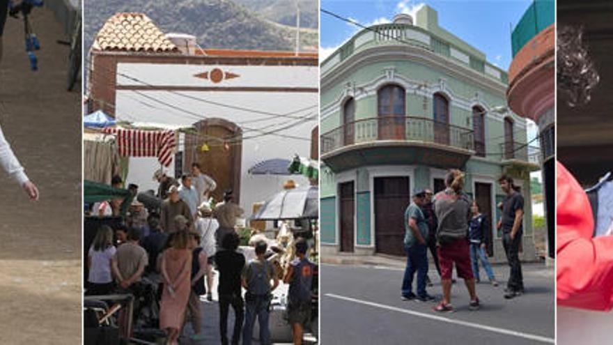 Gran Canaria destaca como plató cinematográfico