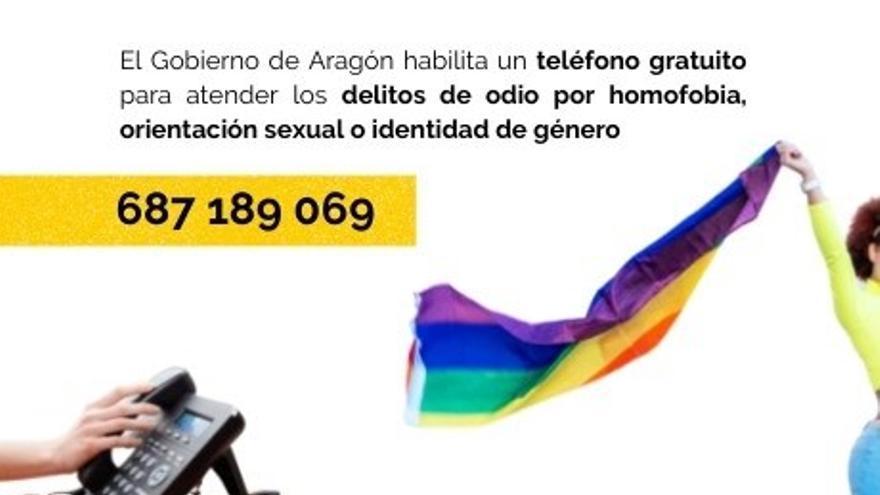 La DGA habilita un teléfono gratuito para atender los delitos de odio por homofobia y orientación sexual