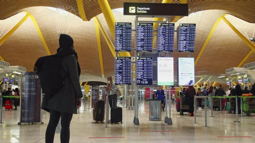 España limita las conexiones con Brasil y Sudáfrica por las nuevas cepas del virus