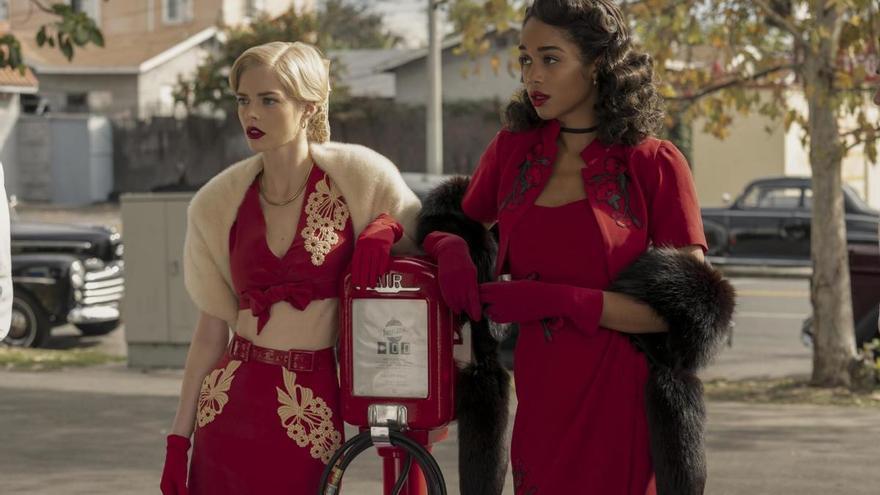 La plataforma Netflix estrena la minisèrie 'Hollywood'