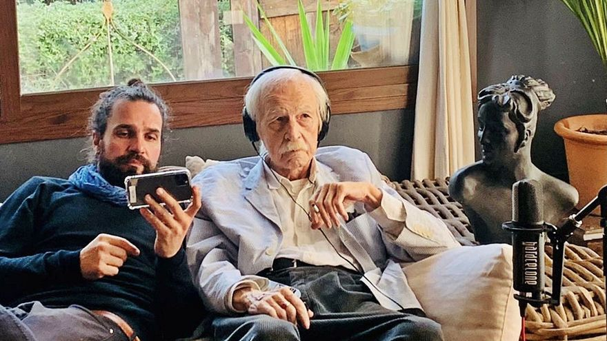 Cuando Ibiza le cambió la vida a Antonio Escohotado