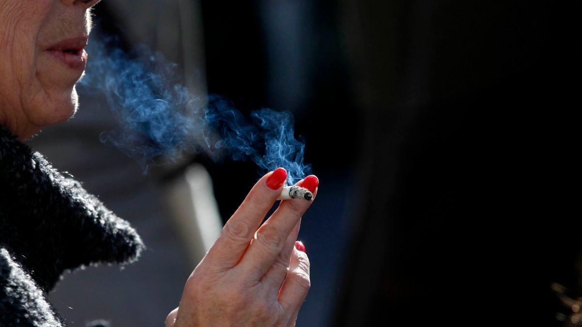 La nicotina favorece la metástasis del cáncer de mama