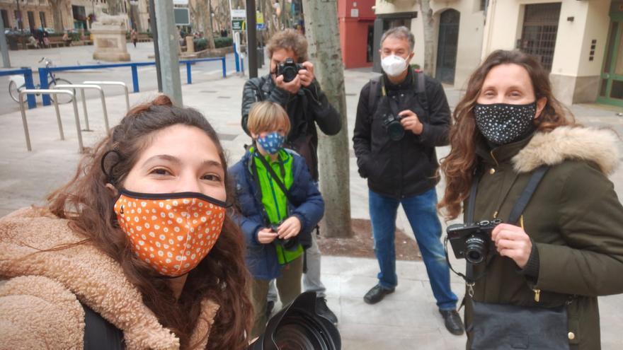 Palma Fotogràfica: En busca de la mejor imagen de Ciutat