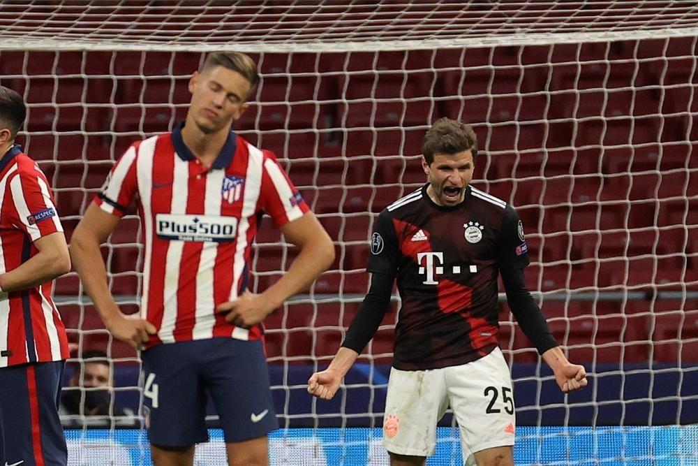 Champions League: Atlético de Madrid - Bayern Múni