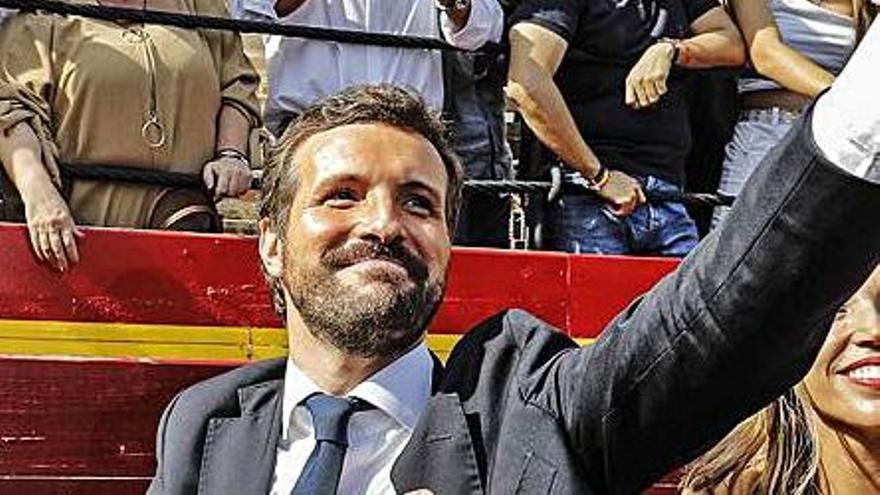 Casado avisa que el PP «portarà Puigdemont davant el Tribunal Suprem»