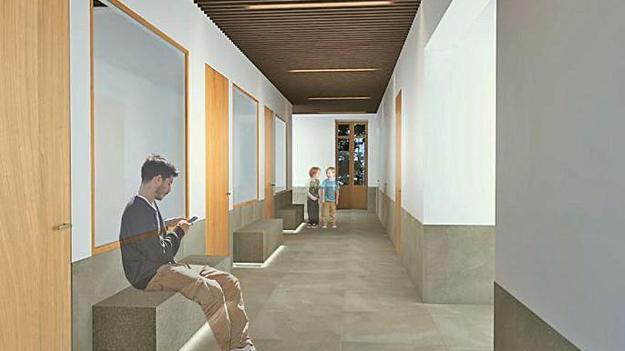 Poio destina 550.000 euros a adaptar el Pazo Besada para acoger varios servicios sociales