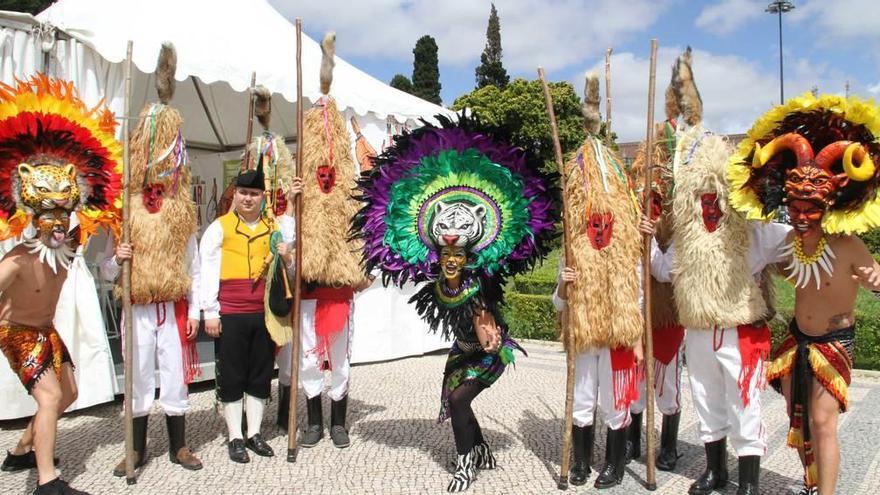 Los Sidros de Valdesoto abren un festival en Lisboa