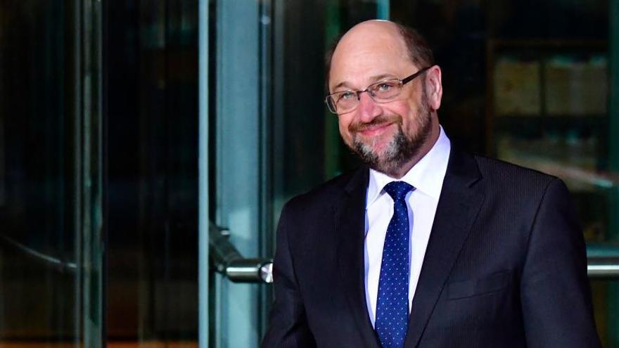 Schulz hace efectiva su dimisión en el SPD