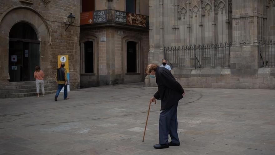 El covid adelantará cinco años las demencias y la dependencia entre la población mayor