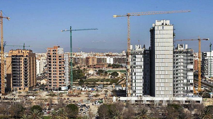 Dónde y cuánto ha subido el precio de la vivienda en la Comunitat Valenciana