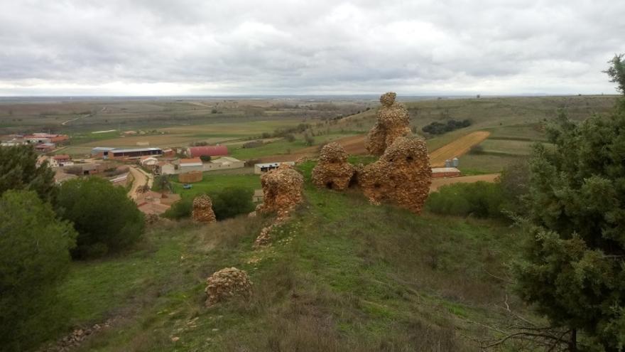 Los castillos de Belver y Castronuevo, en la Lista Roja de Patrimonio