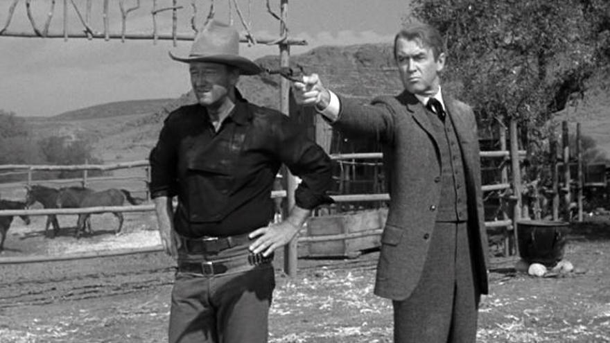 Filmoteca cierra el ciclo de John Ford en Tenerife con 'El hombre que mató a Liberty Valance'