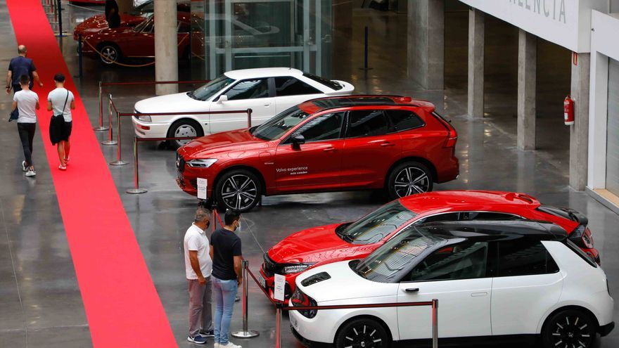 Vuelve la Feria del Automóvil a Feria Valencia