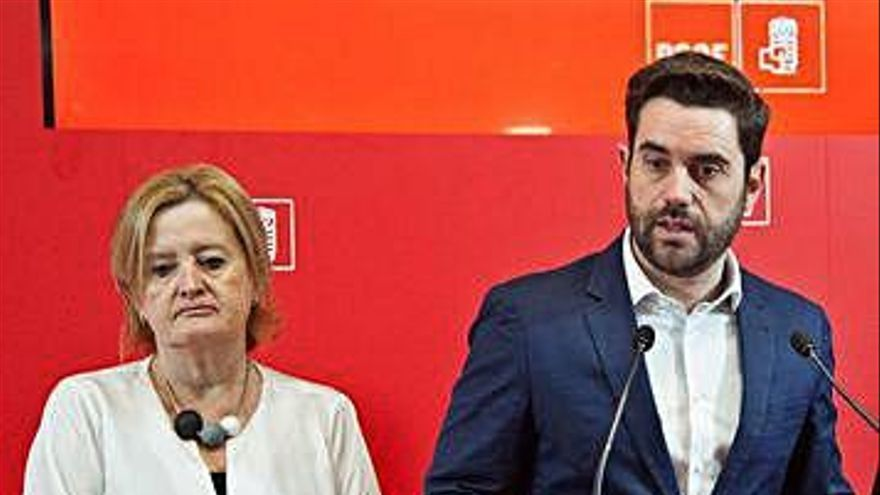 El PSOE confirma a Antidio Fagúndez como cabeza de lista al Congreso por Zamora