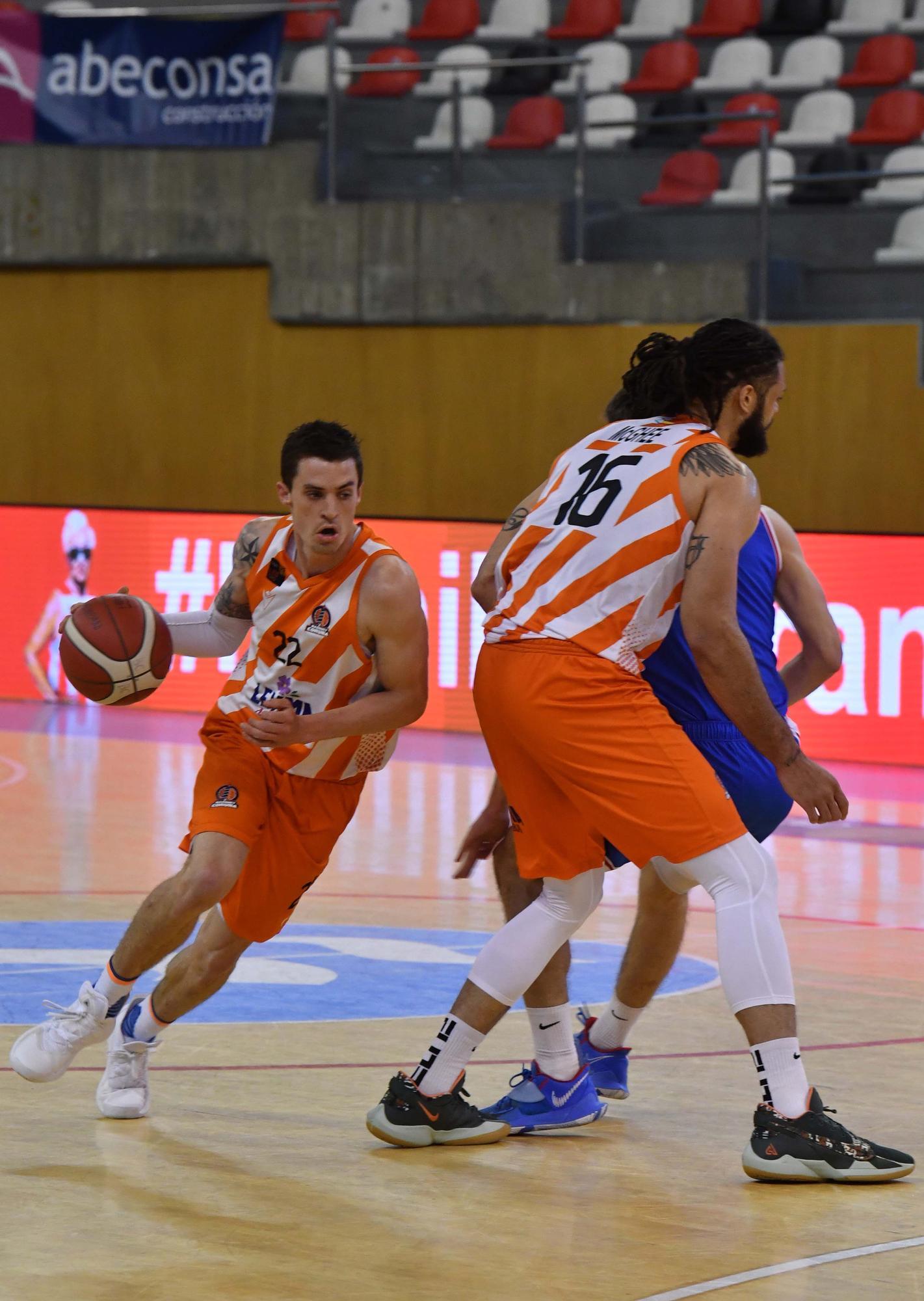 Leyma 71 - 64 Alicante