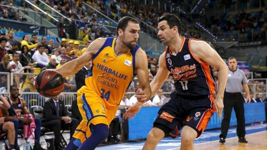 El Herbalife domina al Valencia Basket y fuerza el tercer partido