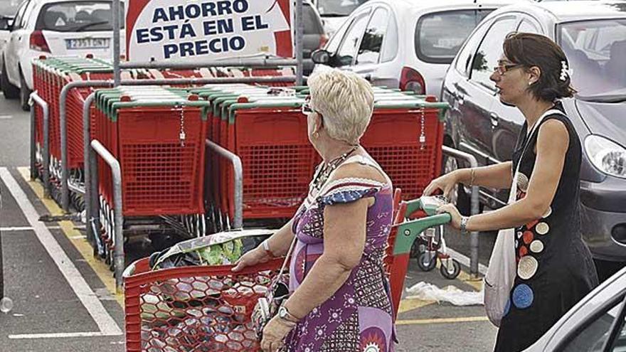 Palma es la ciudad con la cesta de la compra más cara de toda España