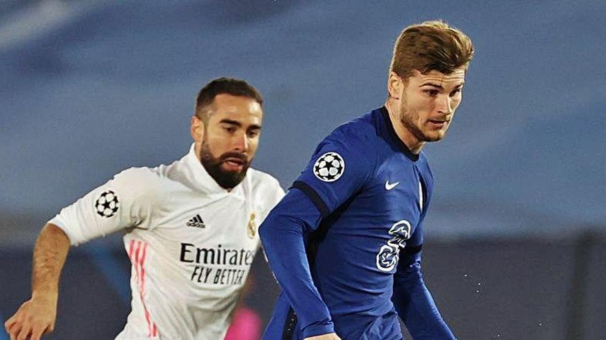 Nueva y sensible baja para Zidane de aquí al final de la temporada