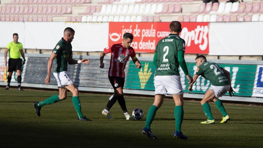 Confinada toda la plantilla del Racing de Ferrol, rival del Zamora CF en Segunda B